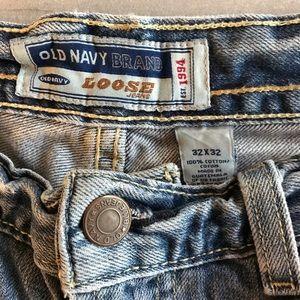Old Navy Jeans - Old Navy Men's Straight Leg Jeans